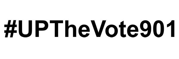 upthevote901-logo